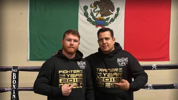 Eddy Reynoso, candidato al Premio Nacional de Deportes en México