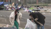 Anuncian un plan para combatir la falta de vivienda asequible y el incremento de indigentes en Phoenix