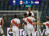 ¡A Semis! Perú derrota a Paraguay en tanda de penales