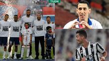 """Di María: """"Cristiano se debe querer matar por no estar en el PSG"""""""