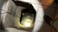En menos de un mes, descubren un tercer narco túnel en la frontera de Arizona