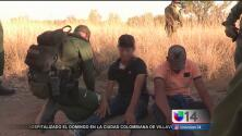 Baja inmigración de centroamericanos en la era de Trump