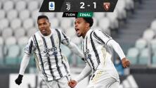 McKennie y Bonucci le dan a la Juventus el Derbi de Turín