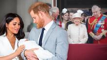 ¿La bebé de Meghan Markle y el príncipe Harry está fuera de la línea de sucesión al trono? Esto lo probaría