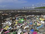 Basura global: 20 compañías producen el 55% de los plásticos de un solo uso en todo el mundo