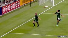 ¡La fiesta es verde! Diego Fagúndez y Cecilio Domínguez se fusionan para marcar el segundo