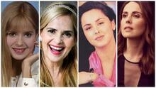 7 protagonistas de telenovela que conquistaban al público en los 90