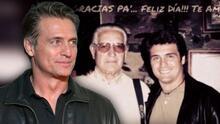 Juan Soler recordó el duro momento que vivió por la inesperada muerte de su padre