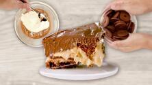 Delicioso pastel de dulce de leche: comparte un rico postre en familia