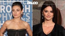 Penelope Cruz, Mila Kunis y los que dejaron el 'vicio'