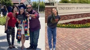 Hispana gana beca de universidad en Ca, pero puede perderla por el IRS