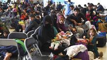 La administración de Biden busca aumentar el límite de admisiones de refugiados a 125,000 a partir de octubre