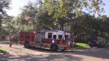 Muere el hombre atrincherado en su vivienda al sureste de Austin
