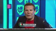 """Julio César Chávez: """"Admiro a mi hijo, tuvo errores pero fue campeón del mundo"""""""