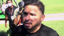 Aunque su esposa lo regañe, Larry Hernández revela que el covid le dejó secuelas en su órgano viril