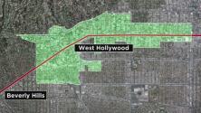 Identifican 800 edificios en riesgo de colapsar en un terremoto provocado por la falla de Hollywood