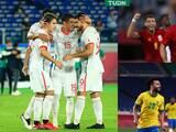 Quedaron definidas las Semifinales del torneo de Futbol olímpico de Tokyo 2020