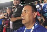 ¡Ellos no paran! La banda de El Salvador canta y respira futbol