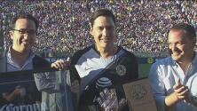 Así fue el minuto a minuto de Moisés Muñoz en su homenaje en el partido entre América y Chivas