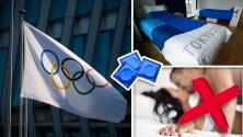 Camas de cartón: Buscan evitar el 'cuchiplancheo' entre los participantes en Tokyo 2020 como medida contra el covid-19