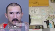 Logran arresto de sospechoso de un caso de ira al volante en Mesa
