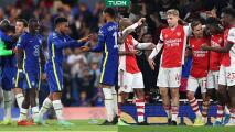 Chelsea y Arsenal avanzan a la Cuarta Ronda de la Carabao Cup