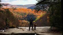 Así son los mejores senderos para visitar durante el otoño en Pensilvania