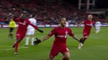 De la mano de Giovinco y Altidore, Toronto FC está a puertas de hacer historia para Canadá