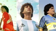¡Se acerca el momento del Diego! Revelan trailer de serie de Maradona
