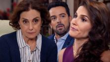¿Qué Le Pasa a Mi Familia? - El amor de Regina y Patricio ya levanta sospechas en doña Luz - Escena del día