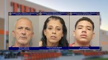 Roban en un The Home Depot al norte de Houston, hay tres detenidos