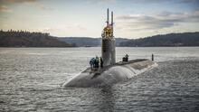Un submarino nuclear estadounidense choca con un objeto en el Mar de China; varios marineros resultaron heridos