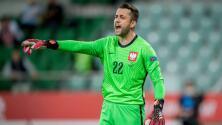 Lukasz Fabianski se lesiona y no estará con Polonia ante España