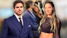 """""""El amor de mi vida"""": así presentó Daniella Álvarez a Daniel Arenas en la inauguración de su fundación"""