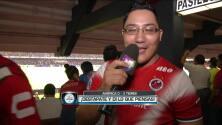 Destápate: Los aficionados del América y Veracruz se destaparon al final del partido