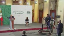 """Jorge Ramos le muestra a AMLO cifras de muertos de su gobierno y este le responde que están """"equivocadas"""""""