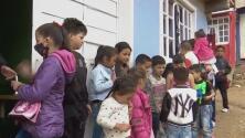 Niños con hambre en Colombia: este comedor comunitario necesita donaciones