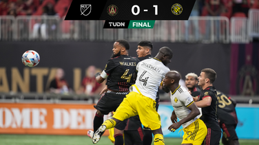 Columbus Crew profundiza la crisis de Atlanta United