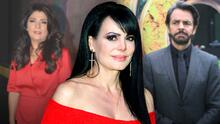 Maribel Guardia defiende a su amiga Victoria Ruffo de las polémicas declaraciones de Eugenio Derbez