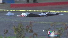 Se registran dos violentos tiroteos en Sacramento