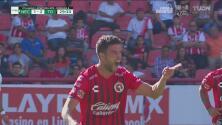 Tijuana le dio vuelta al marcador con toque de Ignacio Rivero