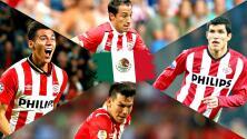 De Carlos Salcido a Erick Gutiérrez, la lista de las 'joyas' aztecas que llegaron al PSV
