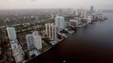 Tormentas eléctricas y chubascos aislados, el pronóstico del tiempo para este martes en Miami
