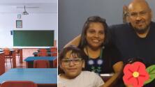 """""""Una simple gripe lo puede matar"""", madre preocupada por contagios en escuelas pide clases virtuales"""