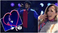'Enamorada', así quedó Geraldine Bazán y otras famosas en el concierto de Bruno Mars en México
