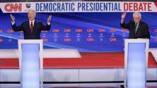 Vencer a Trump, el principal objetivo del Partido Demócrata independientemente de quién gane la nominación
