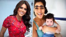 Baby Gennaro tuvo un encuentro con Mela La Melaza y Francisca no pudo creer su reacción