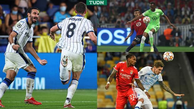 Gosens rescata un sufrido punto para Atalanta ante Villarreal