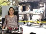 Madre de cuatro niños muere en incendio de su casa: Estaba en cuarentena por covid-19