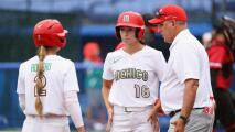 La Federación Mexicana de Softball castigará a quienes tiraron el uniforme